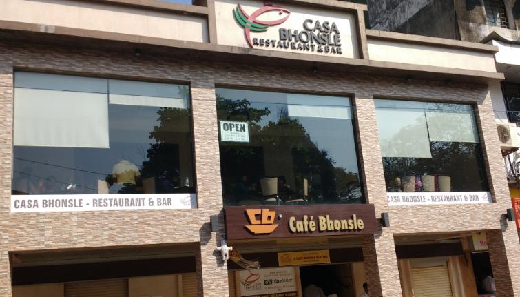 Cafe Bhonsle - Panaji - Goa Image