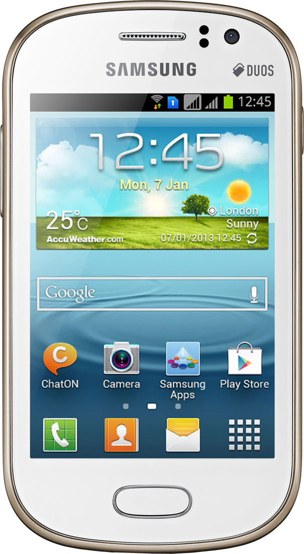 Samsung Galaxy Fame Duos S6812 Image