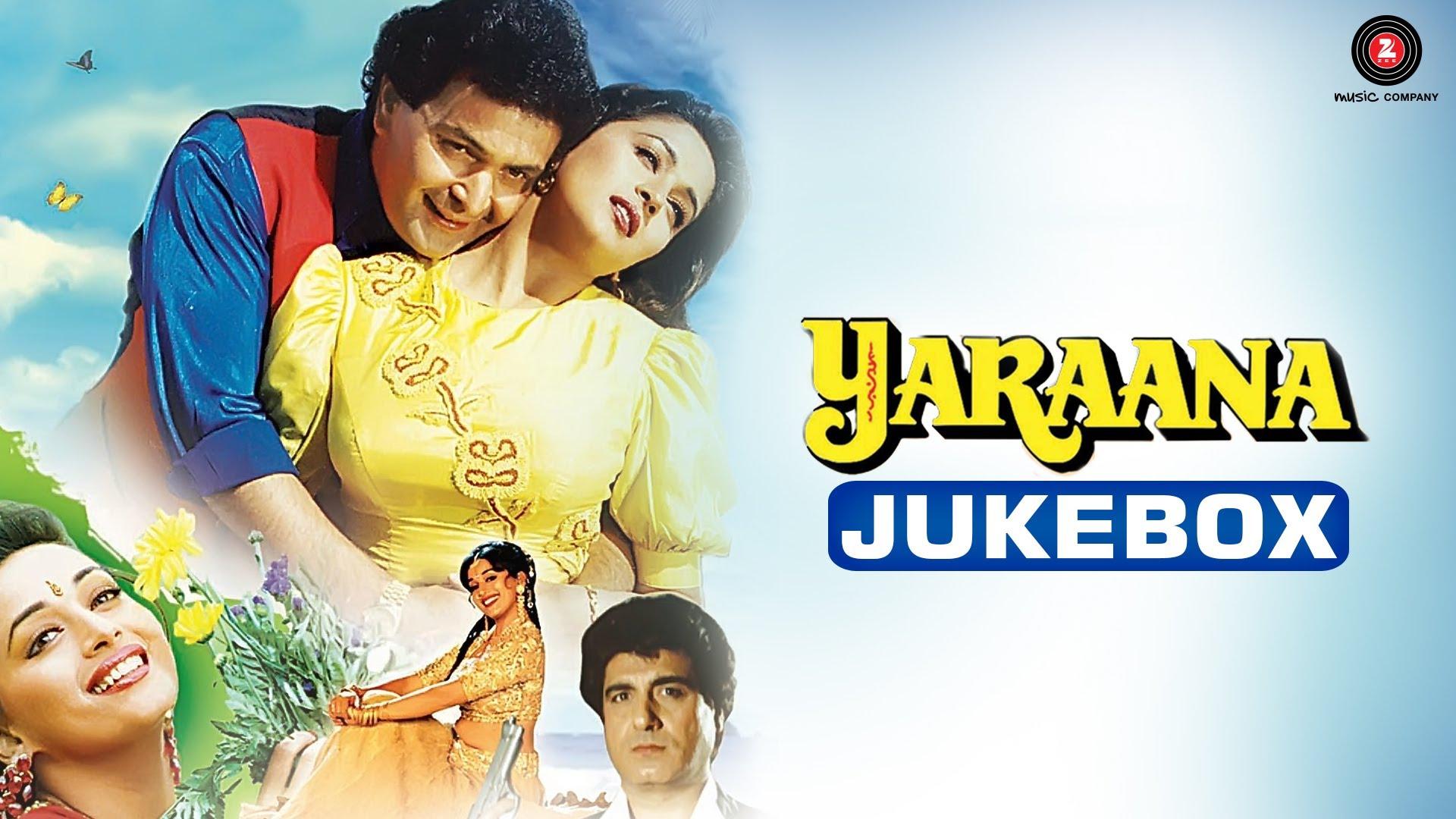 Yaraana 1995 mp3 songs free download slotcrise.
