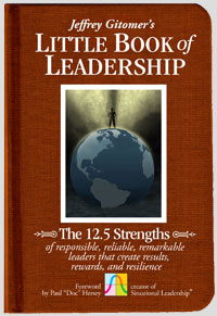 Little Book of Leadership - Jeffrey Gitomer Image
