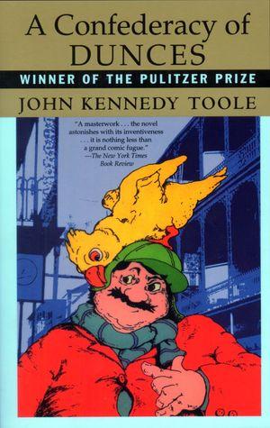 A Confederacy of Dunces - John Kennedy Toole Image