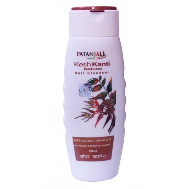 Patanjali Kesh Kanti Natural Hair Cleanser Review