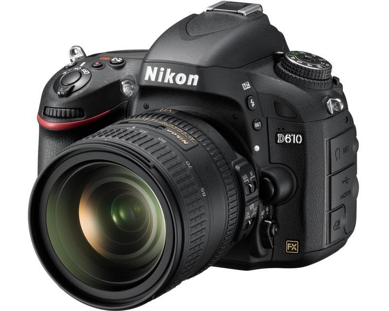 Nikon D610 Image