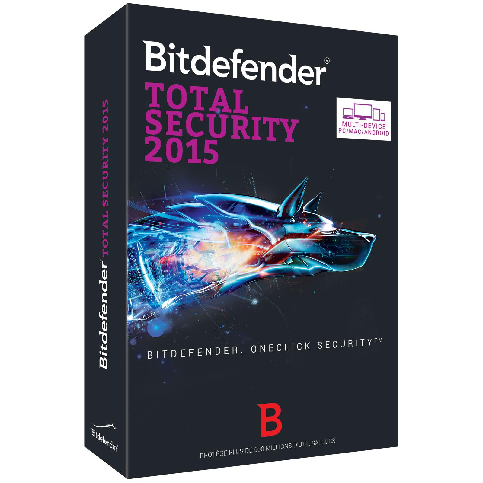 Bitdefender Total Security Image