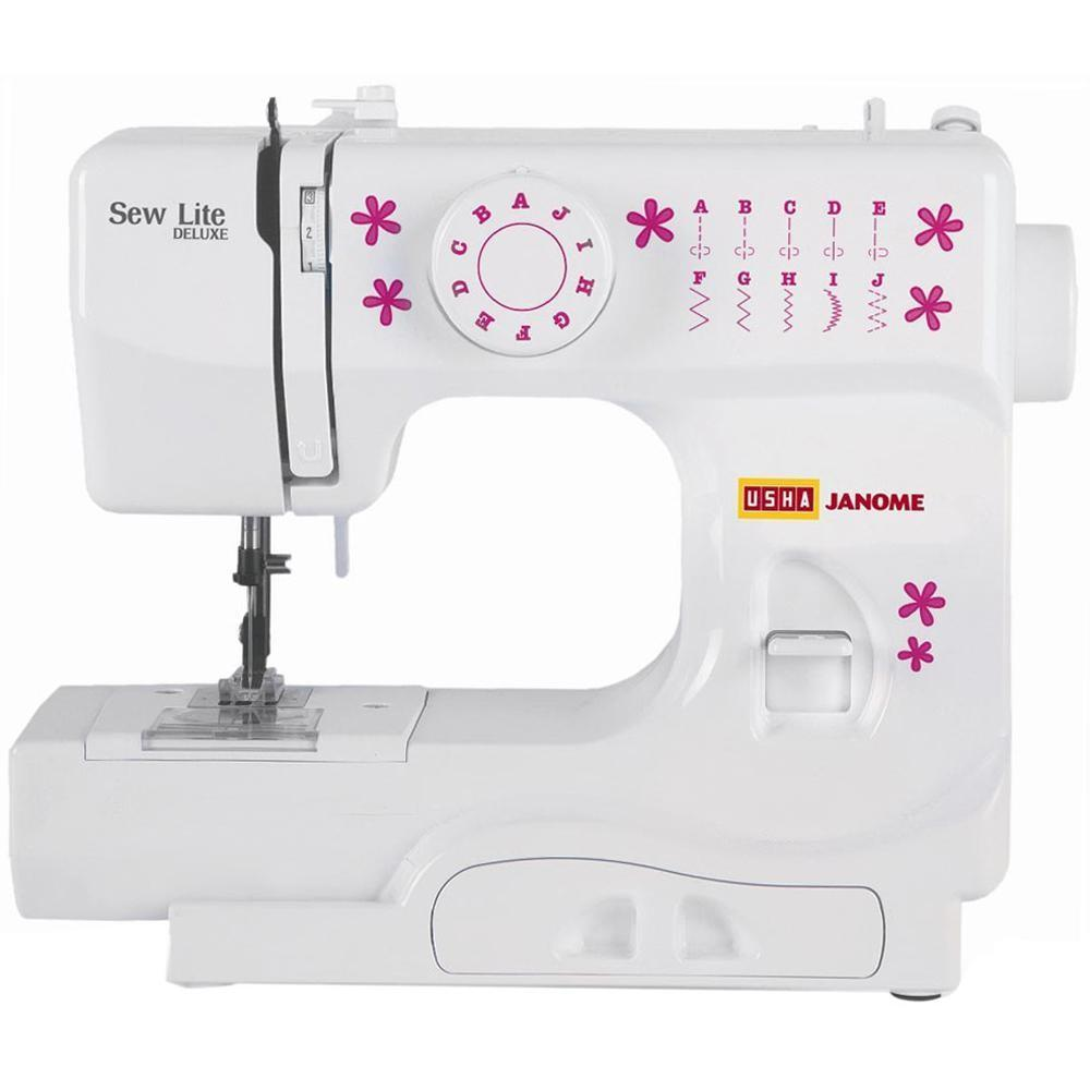 Usha Sew Lite Delux Automatic Sewing Machine Image