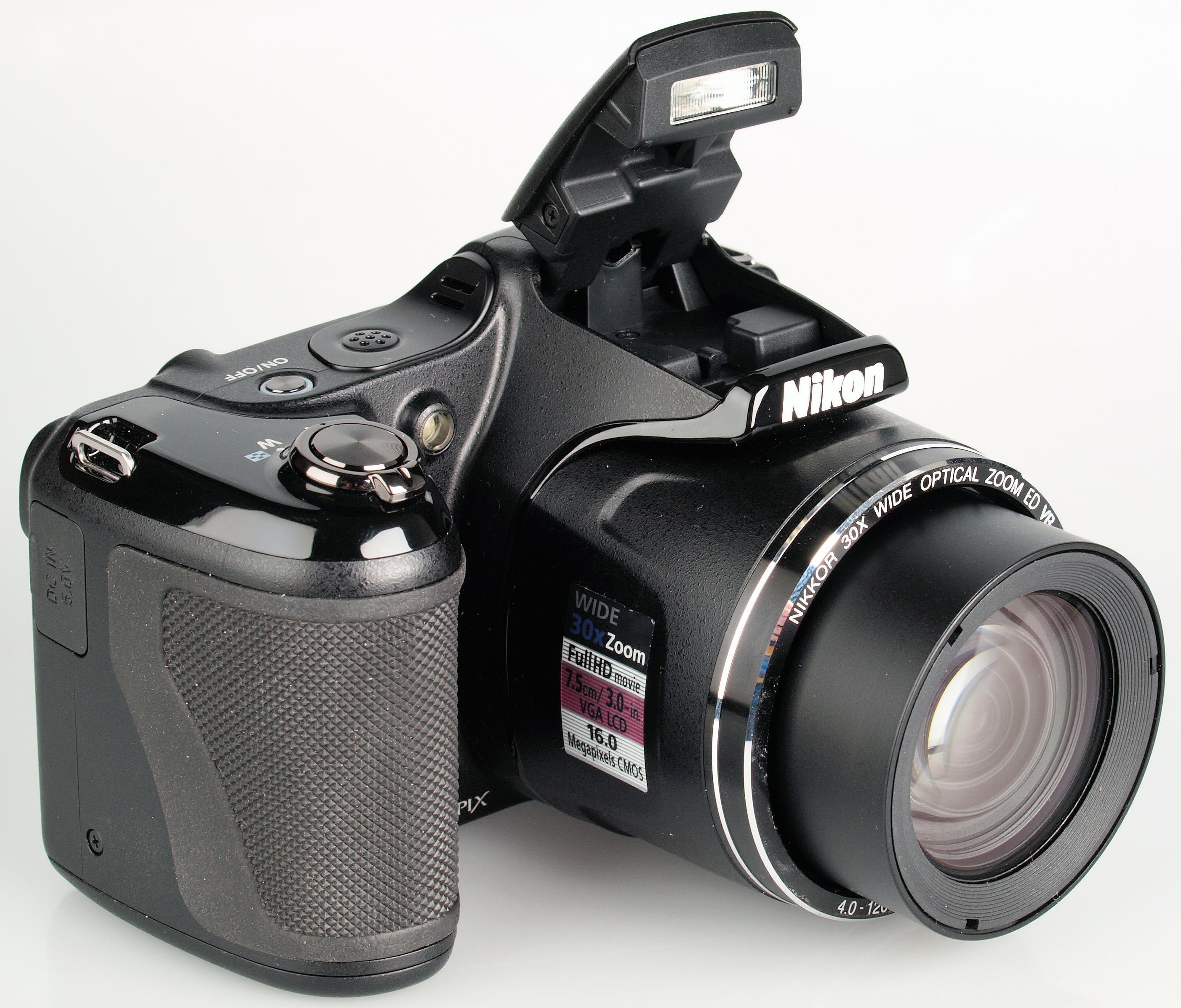 Nikon Coolpix L820 Image