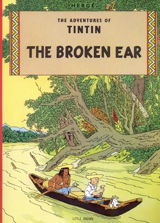 The Adventures Of TinTin, The Broken Ear - Herge Image