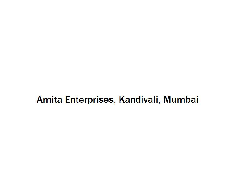 Amita Enterprises - Kandivali - Mumbai Image