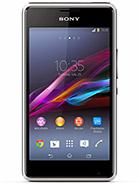 Sony Xperia E1 Image