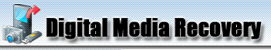 Advance Digital Media Recovery Software Image