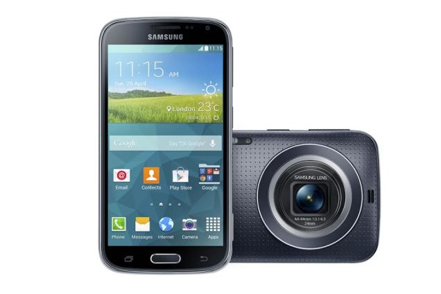 Samsung Galaxy K Zoom Image