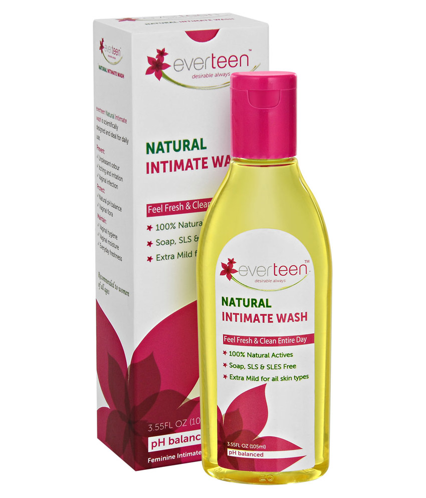 Everteen Natural Intimate Wash Image