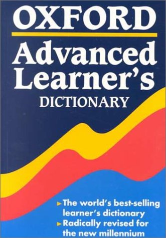 Oxford Advanced Learner's Dictionary Image