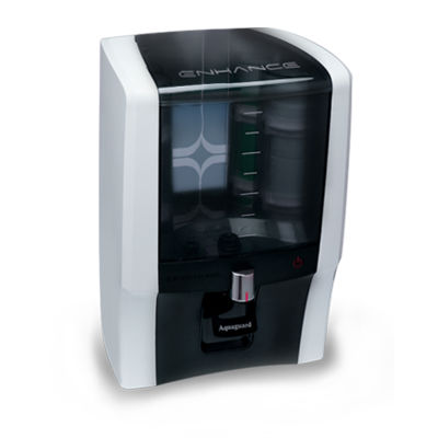 bed9c468bfd Eureka Forbes Aquaguard Enhance RO + UV Water Purifier Image. Write Your  Review