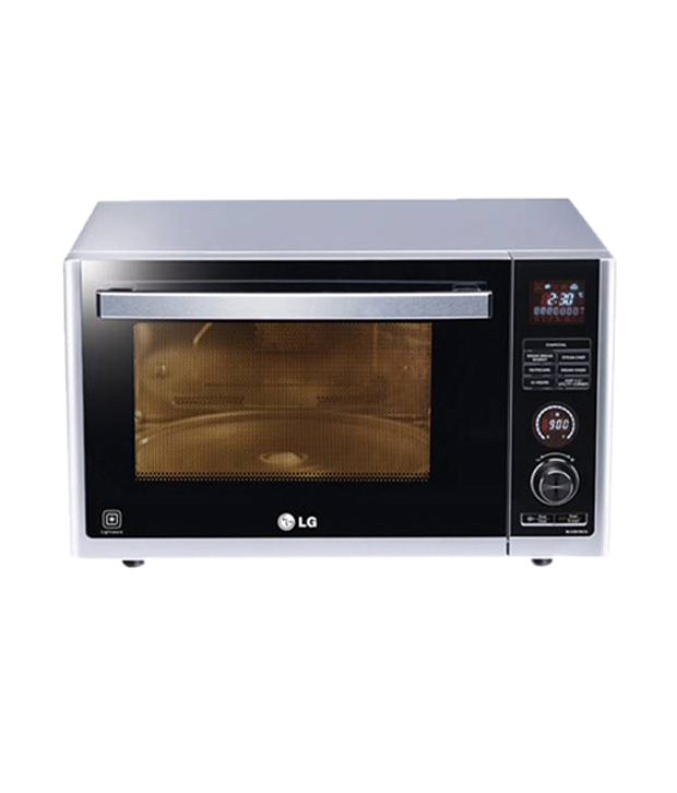 Lg Microwave Oven Mj3283bcg Image