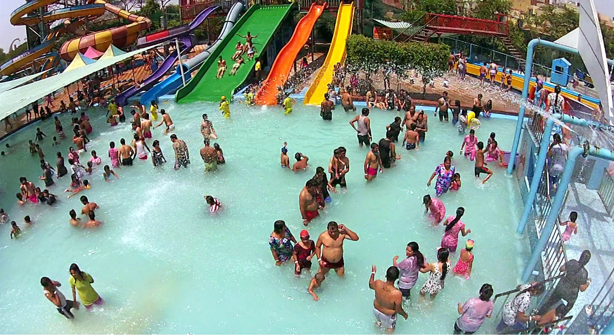water park in Delhi is the best place to have a thrilling and chilling experience with your friends and family.