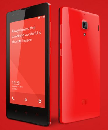 Xiaomi Redmi 1S Image