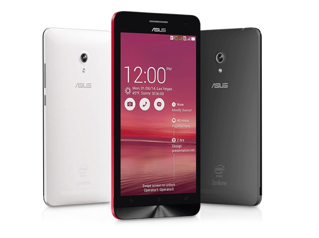 Asus Zenfone 4 Image