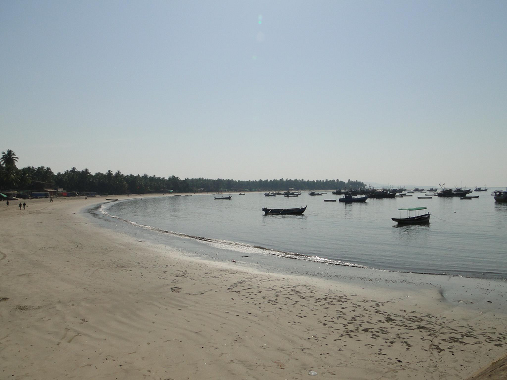 Gorai Beach - Mumbai Image