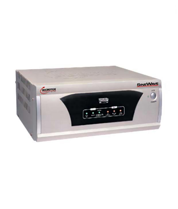 Microtek EB 1600 VA Trapezoidal Wave Inverter Image