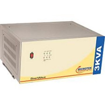 Microtek Soho 2500 VA Digital Trapezoidal Wave Inverter Image