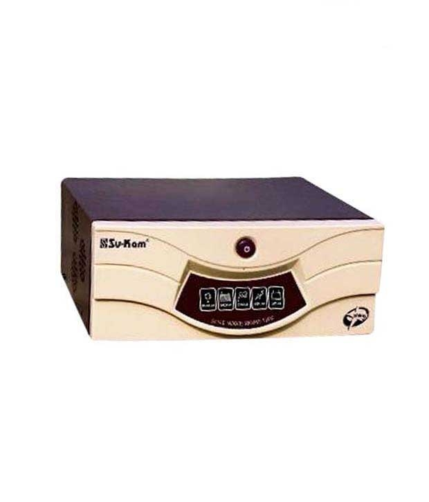 Su-Kam Shiny 650 VA Digital Sine Wave Inverter Image