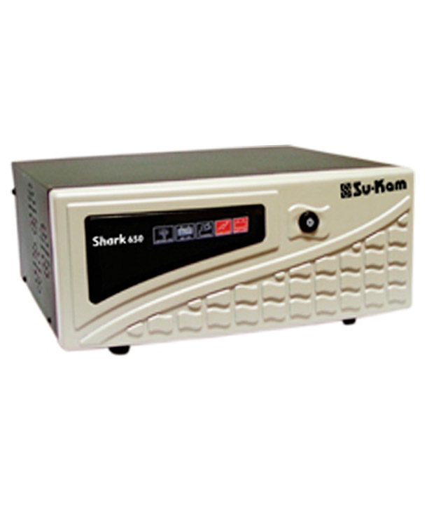 Su-Kam Shark 650VA Digital Sine Wave Inverter Image