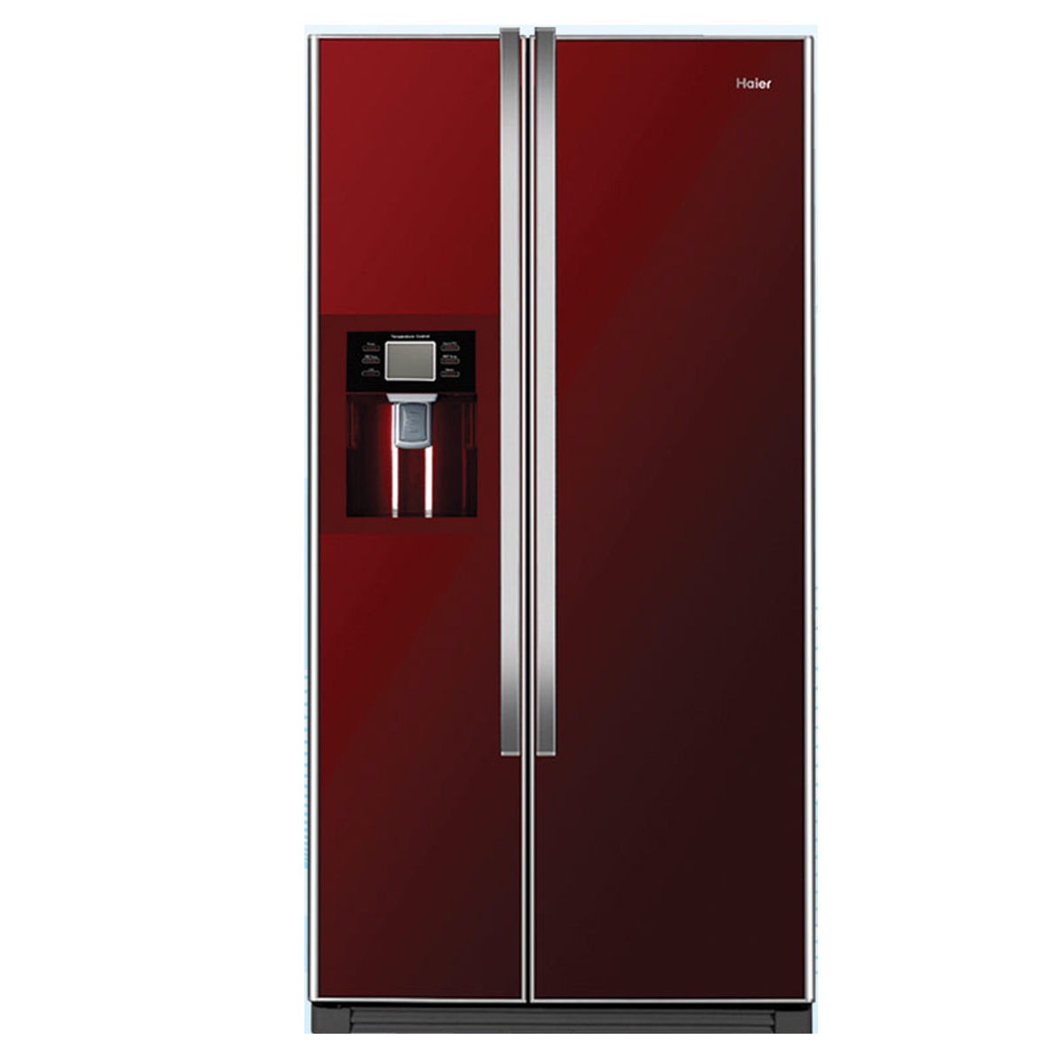 haier side by side door refrigerator hrf 663 irg haier. Black Bedroom Furniture Sets. Home Design Ideas