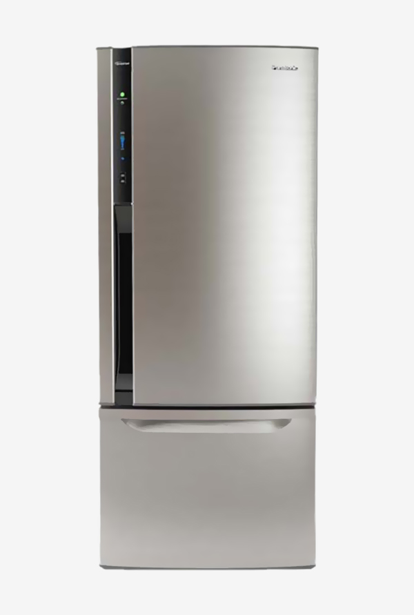 Panasonic Double Door   Bottom Freezer Refrigerator NRB602X Image