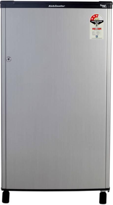 Kelvinator Single Door Refrigerator KWP163SG - FDA Image