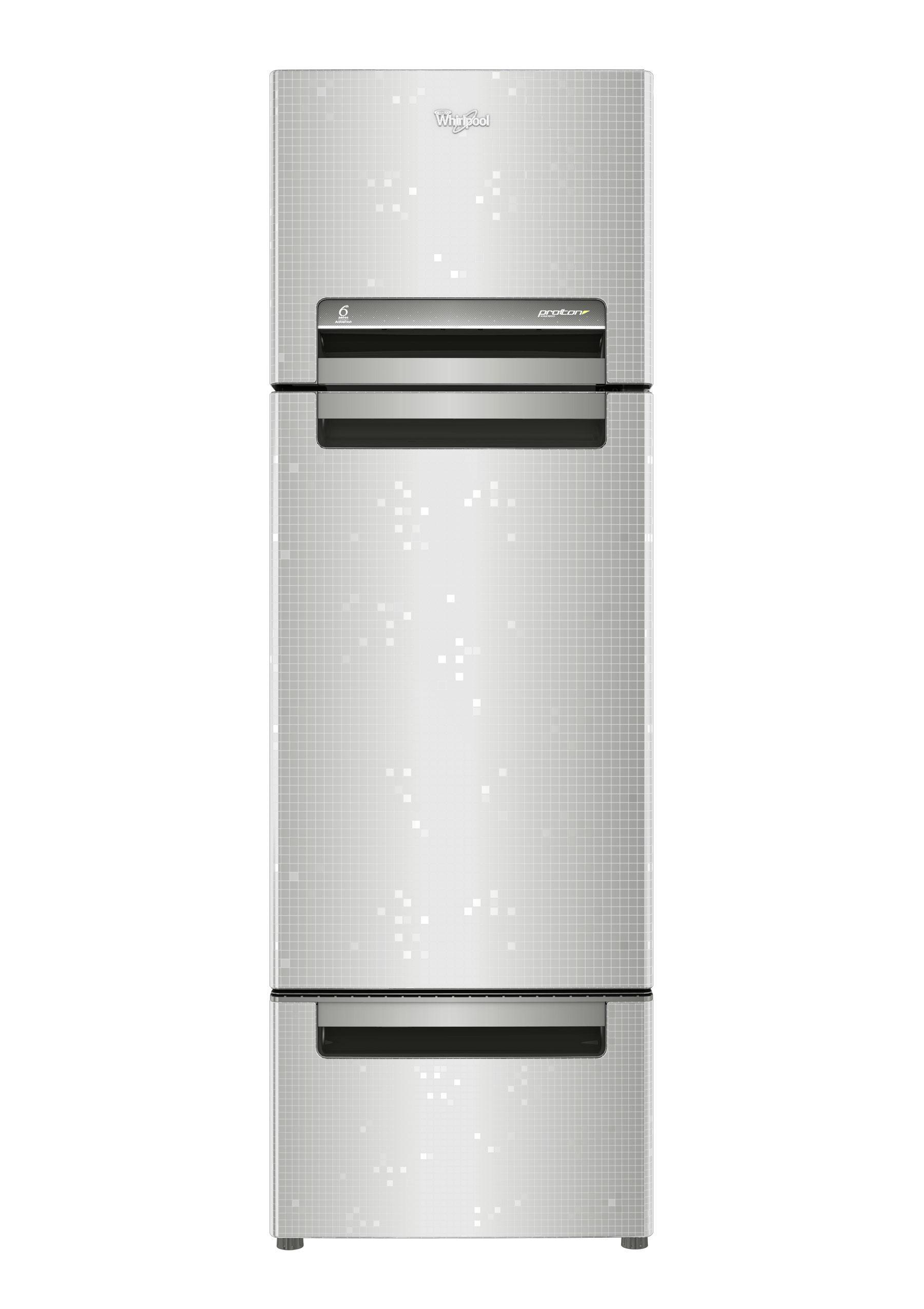 Whirlpool Three Door Refrigerator Fp 313d Protton Dlx