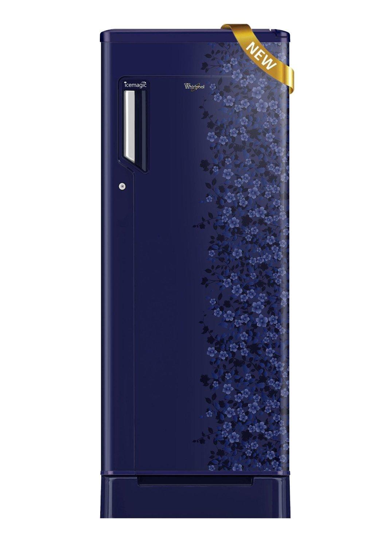 Whirlpool Single Door Refrigerator 205 ICEMAGIC PREMIER 5S fin hd Image