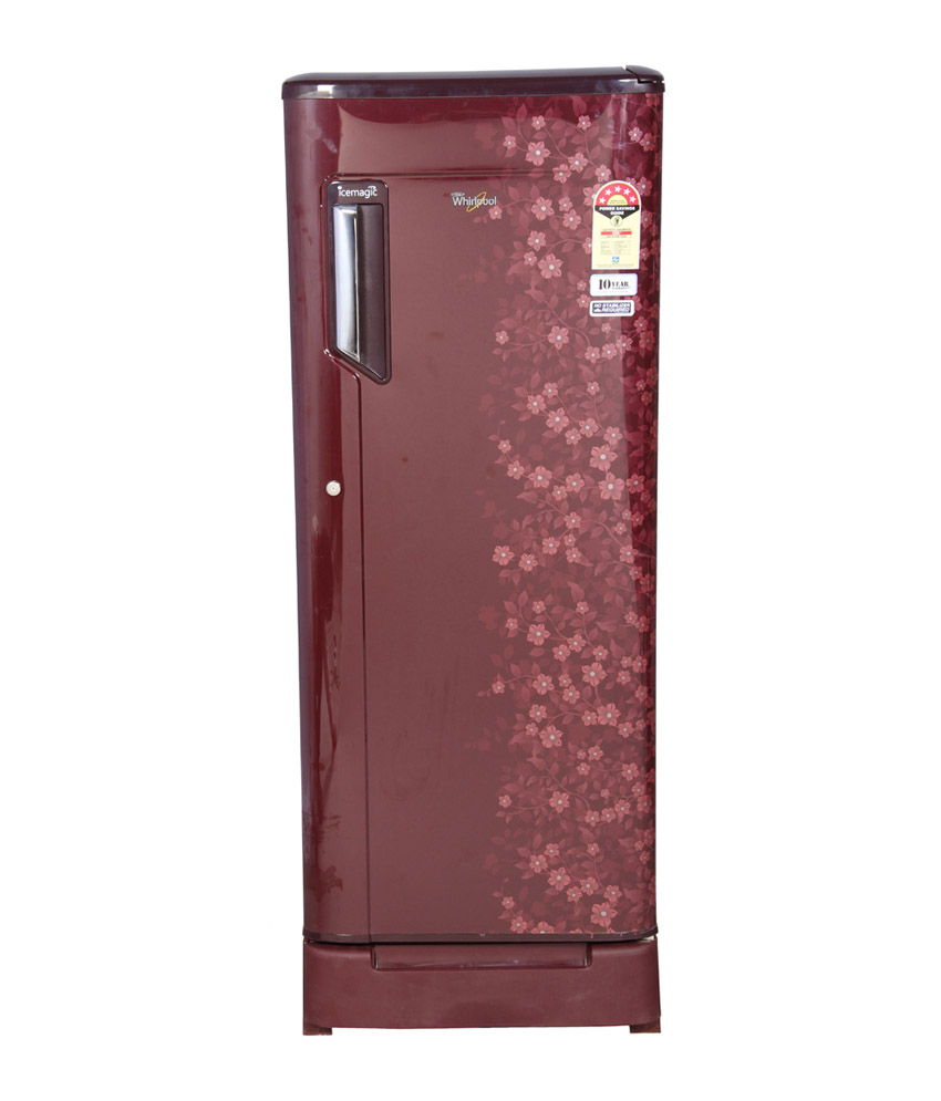 Whirlpool Single Door Refrigerator Icemagic 230 I Magic 5w