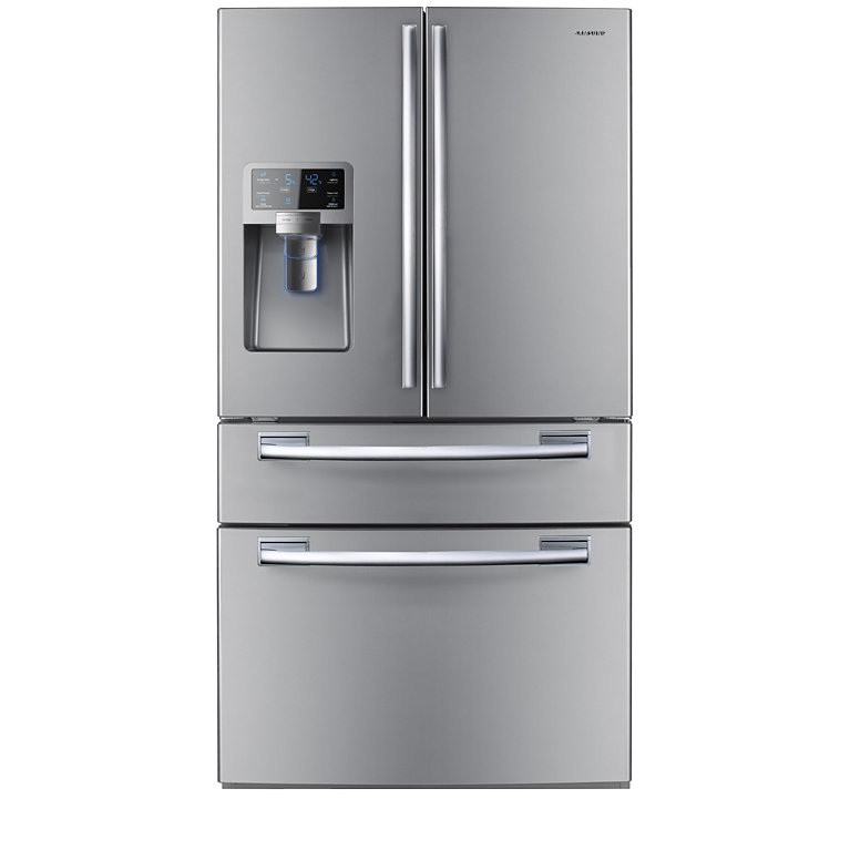 Samsung French Door Refrigerator Rfg28mesl Reviews Price List In