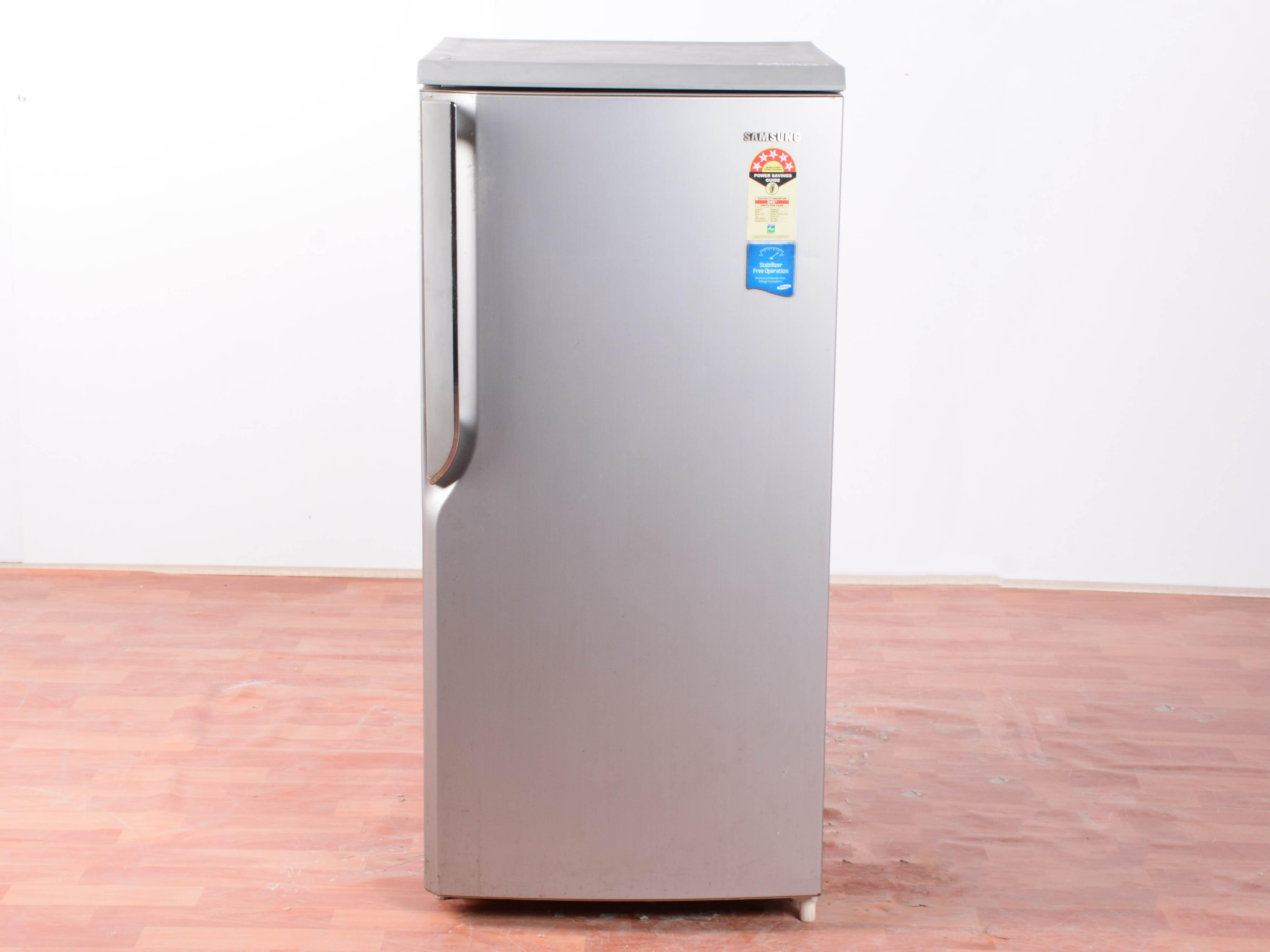 Samsung Single Door Refrigerator RA23BDPS1 Image