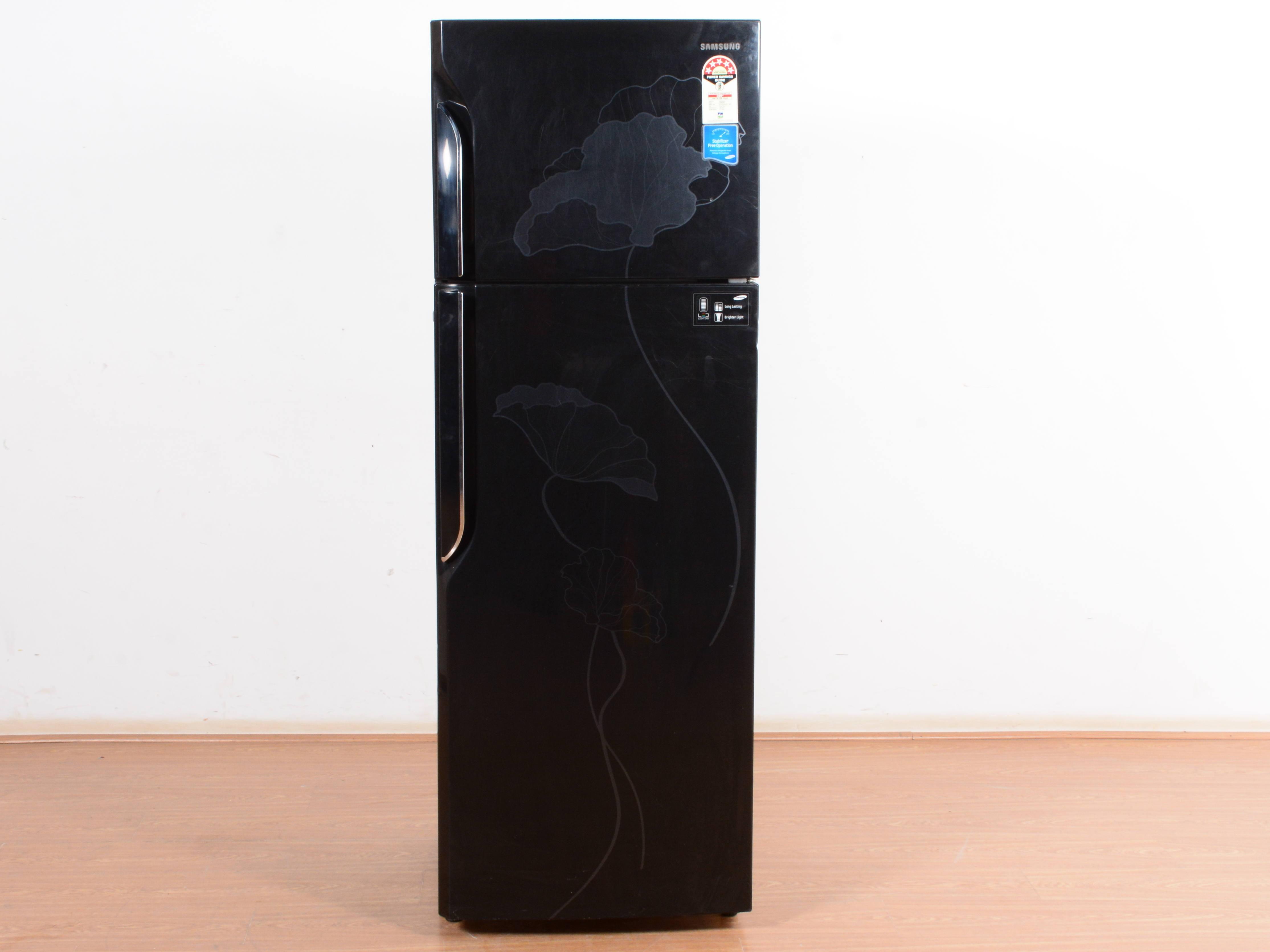 Samsung Double Door Refrigerator RT31HCLB1 Image