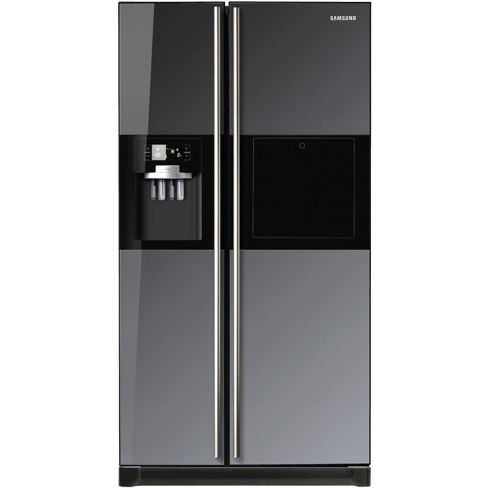 Samsung Side By Side Door Refrigerator RS21HZLMR1 Image
