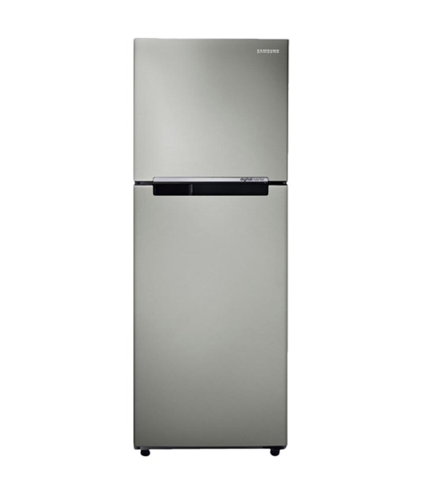 Samsung Double Door Refrigerator RT33FARZASP/TL Image