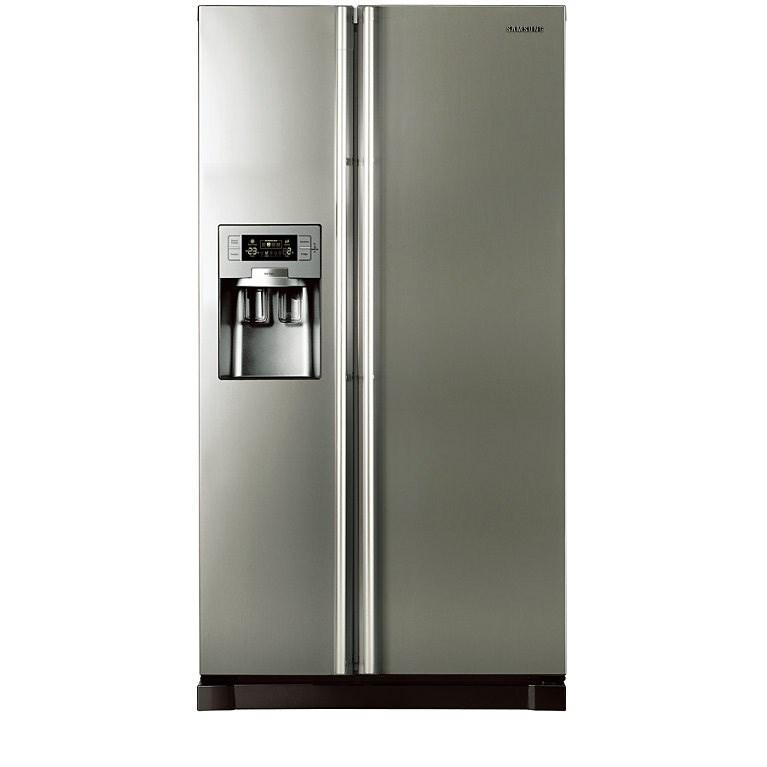 Samsung Side By Side Door Refrigerator RS21HUTPN1 Image