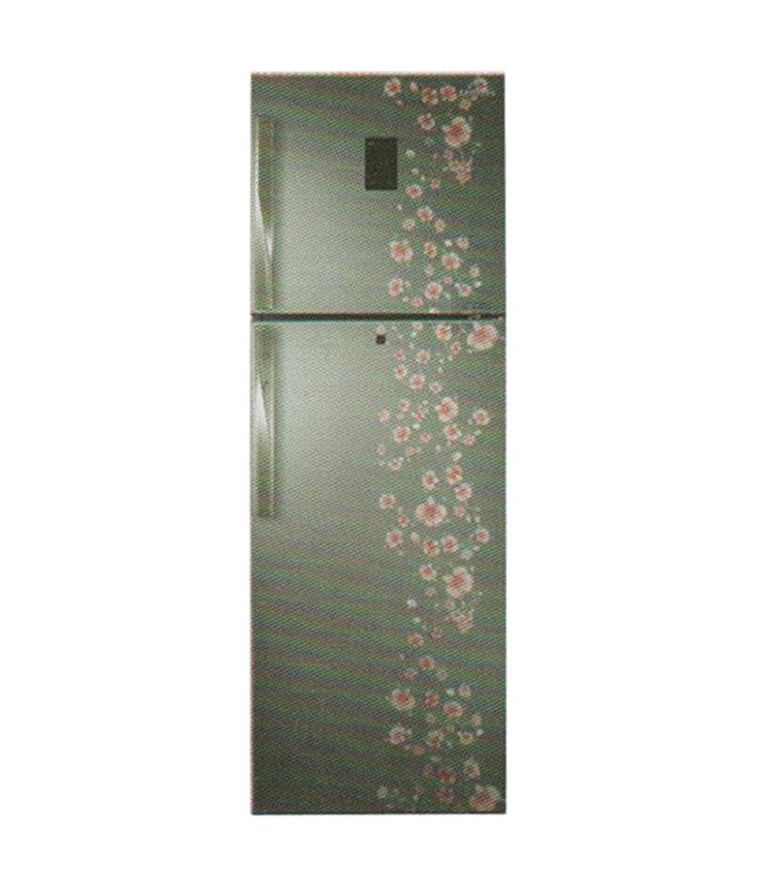 Samsung Double Door Refrigerator RT33HDJFALX Image