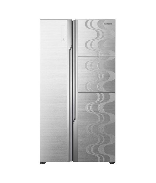 Samsung Side By Side Door Refrigerator RS844CRPC5H/TL Image