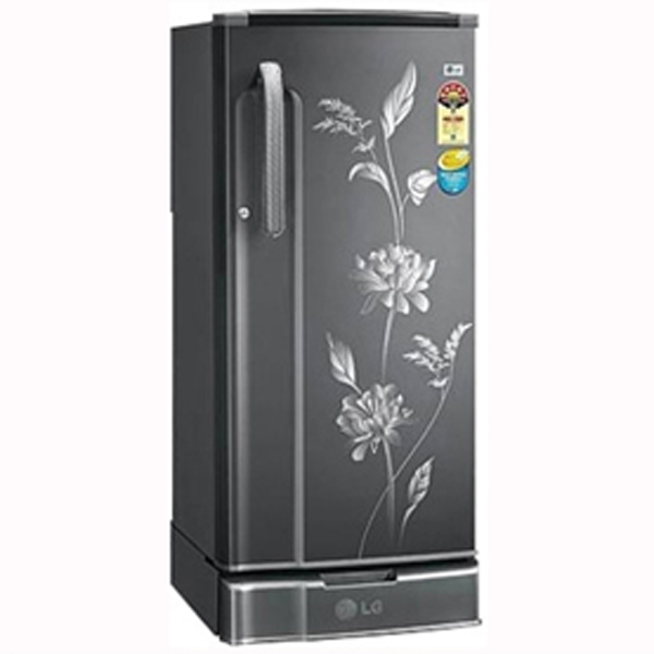 LG Single Door Refrigerator GL205XFDG5ABEZEBN Image