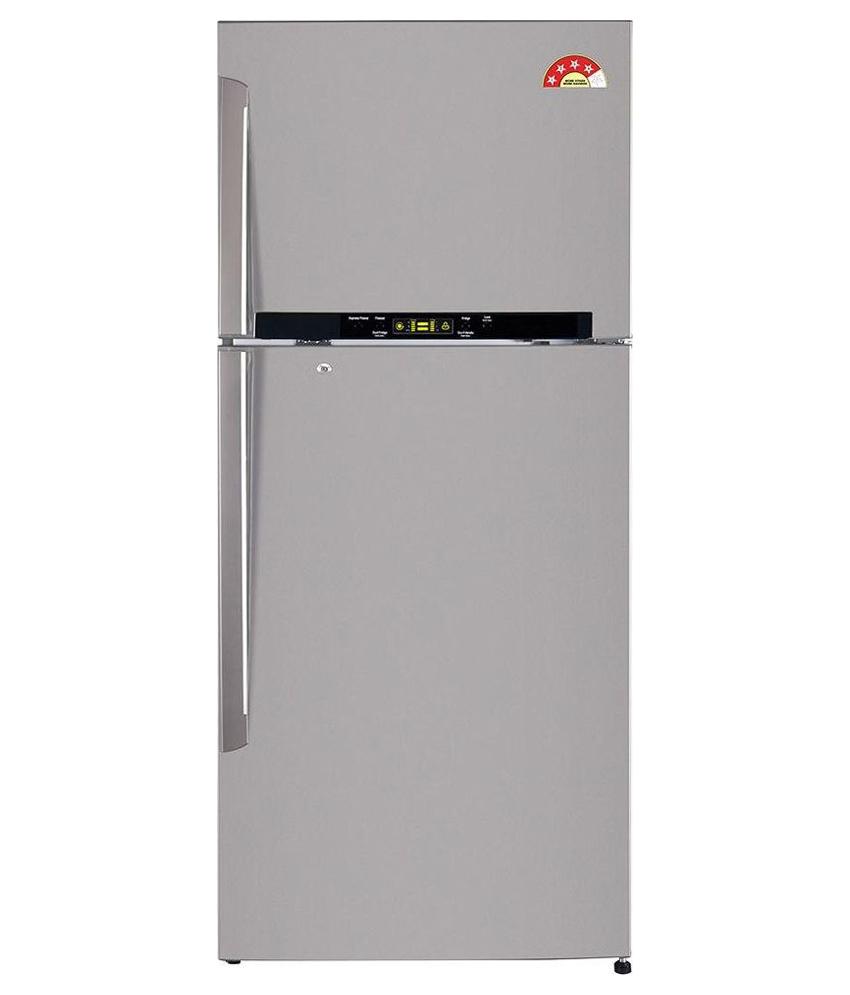 LG Double Door Refrigerator GL-335VV5 Image