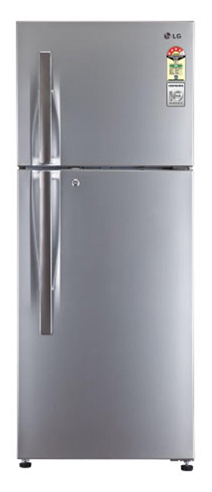 LG Double Door Refrigerator GL 318PLG4 Image
