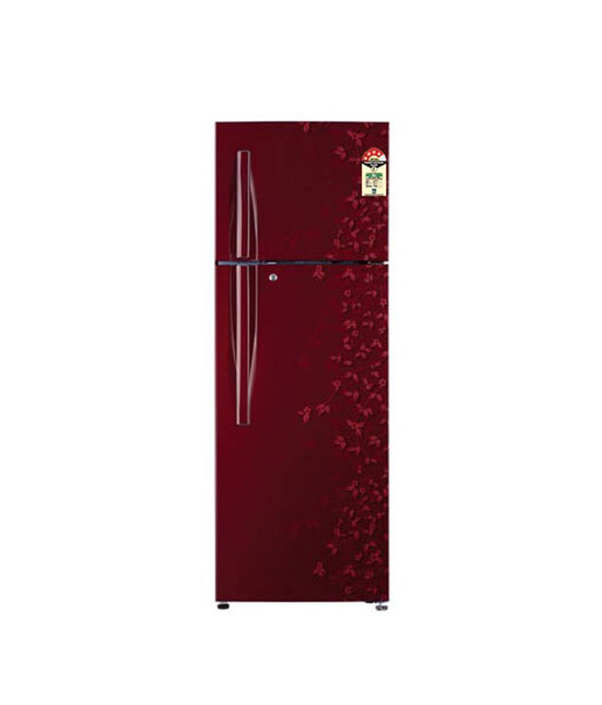 Lg Double Door Refrigerator Gl P302rpjl Reviews Price