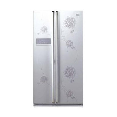 LG Double Door Refrigerator GCB217BPJV Image