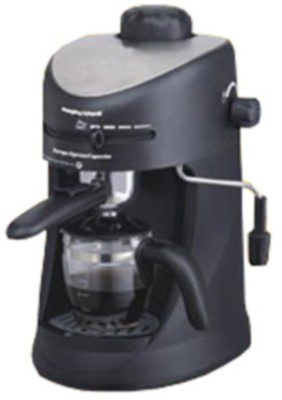MORPHY RICHARDS EUROPA 4 CUP ESPRESSO AND CAPPUCCINO COFFEE MAKER Reviews and Ratings