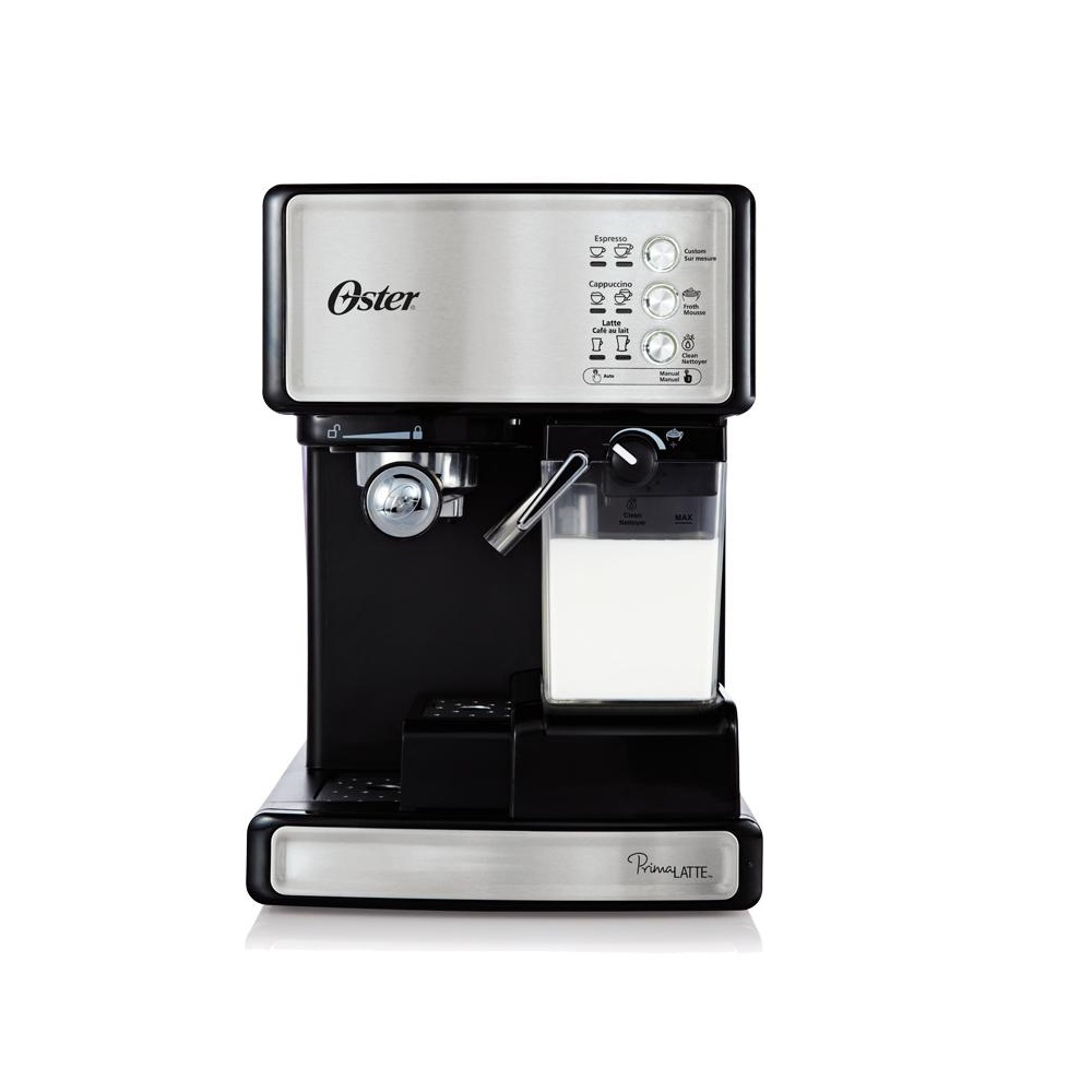OSTER PRIMA LATTE CAPPUCCINO COFFEE MAKER - 6601 Reviews and Ratings