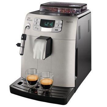 Philips Saeco Intelia Focus Automatic Espresso Machine HD8751/11 Image
