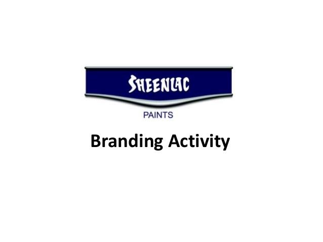 Sheenlac Paints Image